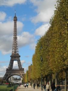 Tour Eiffel & Champ de Mars by Day, Paris