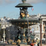 Fountaine des Fleuves, Place de la Concorde, Paris