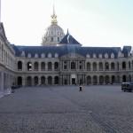 Musee de l'Armee Courtyard (Ceremony Site), Paris