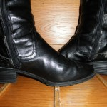 "Creating Tales to Tell - The Oft-Offending (Yet Oh So Comfortable!) ""Warrior Boots"""