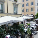 Anti Luzzi Cafe, Rome, GoogleMaps