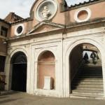 Castel Sant'Angelo Inner Plaza, Rome, Italy
