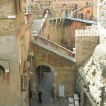 Castel Sant'Angelo Outer Sanctum 1, Rome, Italy