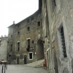 Castel Sant'Angelo Outer Sanctum, Rome, Italy