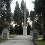 Obelisk - Villa Celimontana Gardens, Rome
