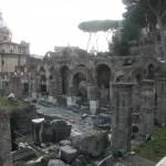 Roman Forum Area, Rome