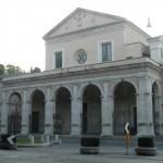 Santa Maria in Domnica, Via della Navicella, Rome