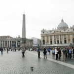St. Peters Square, Vatican City, Rome, Italy